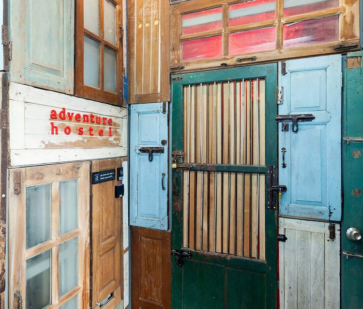 Adventure Hostel / Integrated Design Office. Image © Boonchai Tienwang
