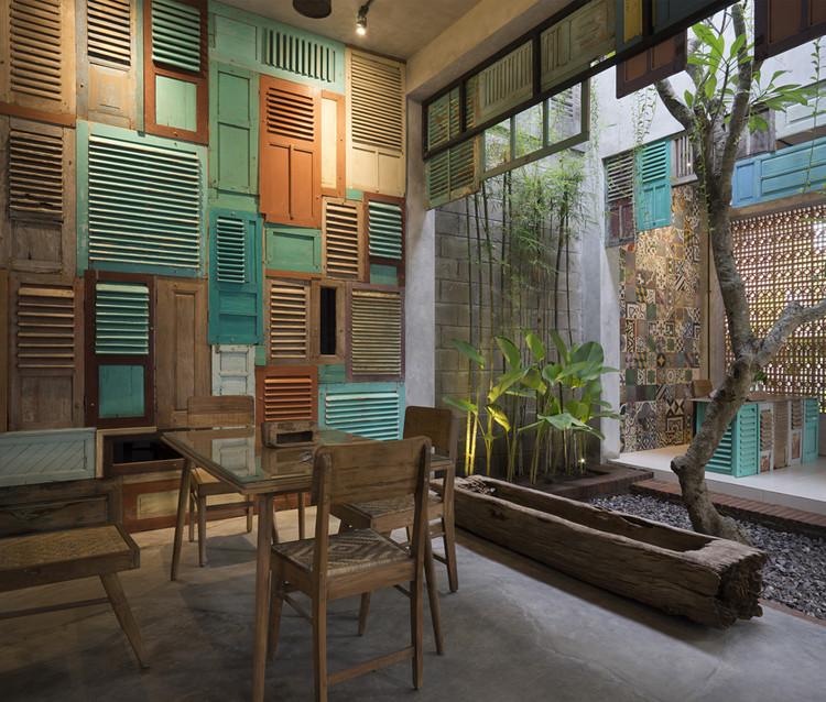 Graha Lakon / Andyrahman Architect. Image © Mansyur Hasan