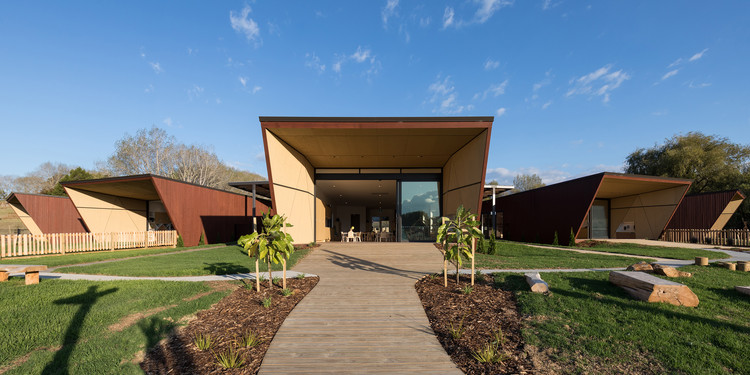 Fantails Estate Dairy Flat Childhood Centre / Collingridge and Smith Architects, © Mark Scowen