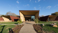 Creche Fantails Estate em Dairy Flat / Collingridge and Smith Architects