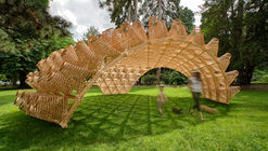 Wicker Pavilion / DJA