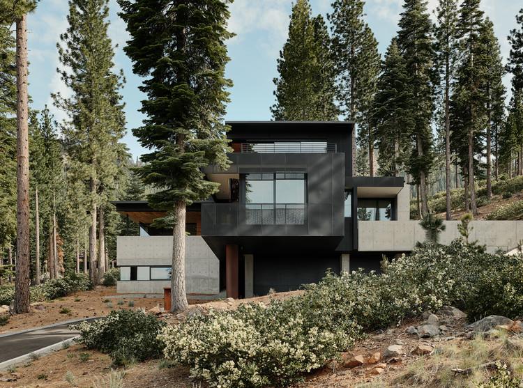 Lookout House / Faulkner Architects, © Joe Fletcher