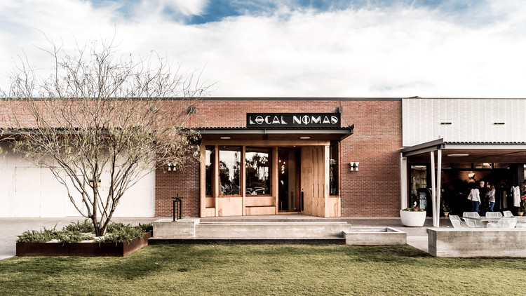 Local Nomad Shop / s p a c e BUREAU, © Luke Hansen