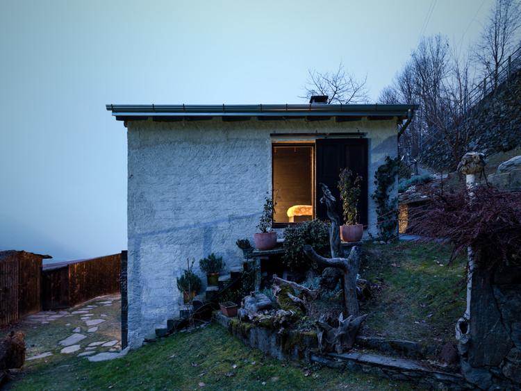 Ca' Giovanni House / EV+A Lab Atelier d'architettura, © Marcello Mariana