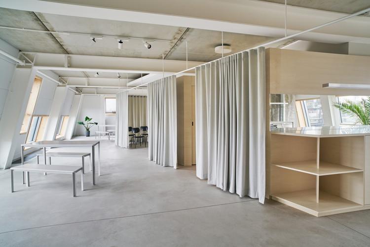 Industry & Leisure Multifunctional Spaces / Gustav Düsing, © Johannes Förster