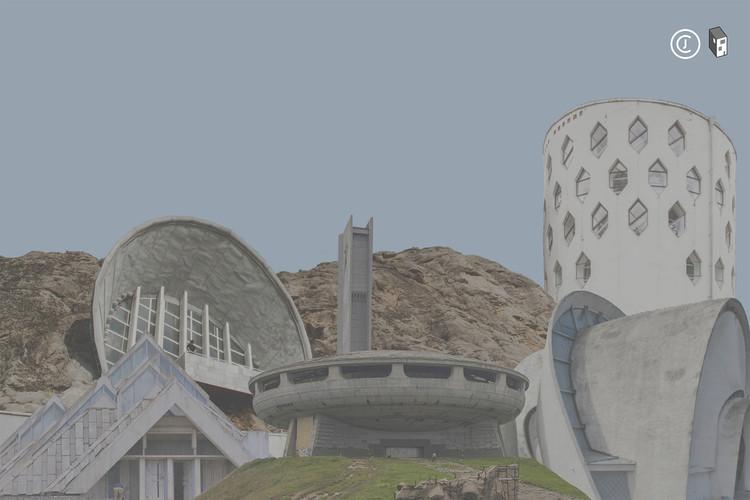 Arquitetura do leste europeu: museus e lugares de memória, © The Calvert Journal