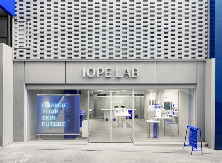 IOPE LAB Flagship / Betwin Space Design, © Yong-Joon Choi
