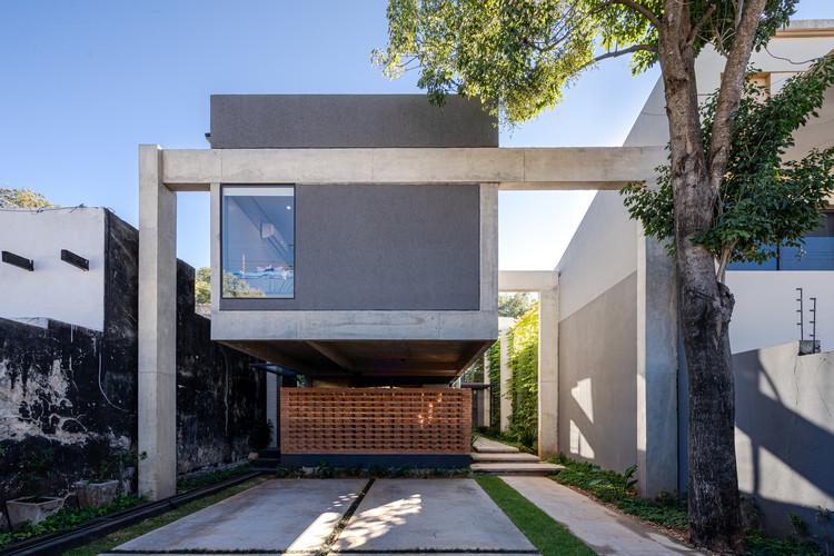 Casa Ensaio Levita / BAUEN, © Daniel Ojeda