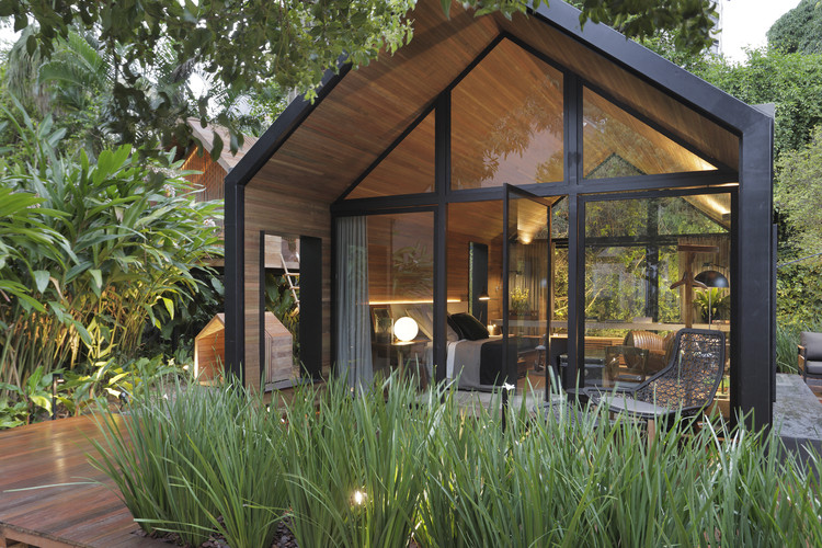 Tiny Houses Tag Archdaily