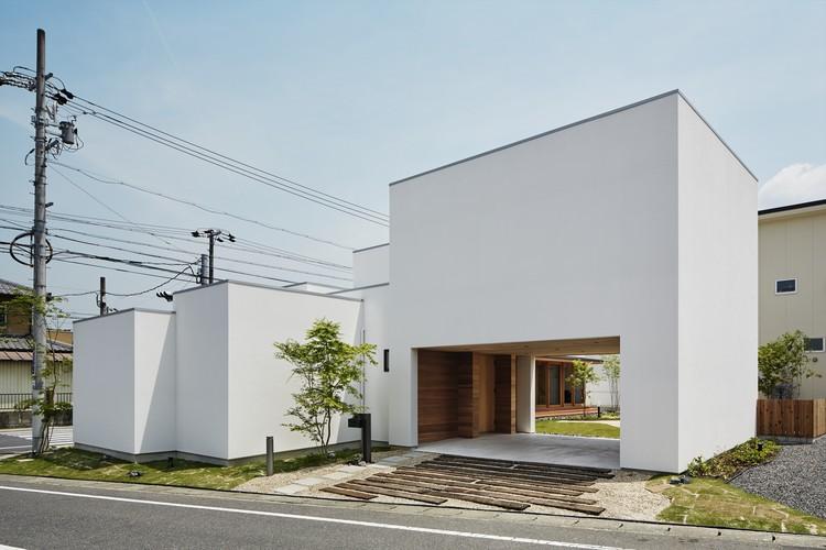 L House / TSC Architects, © Masato Kawano