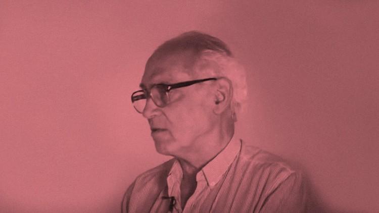 Escola da Cidade transmite palestra de 2003 com João Filgueiras Lima, o Lelé, Cortesia de Escola da Cidade