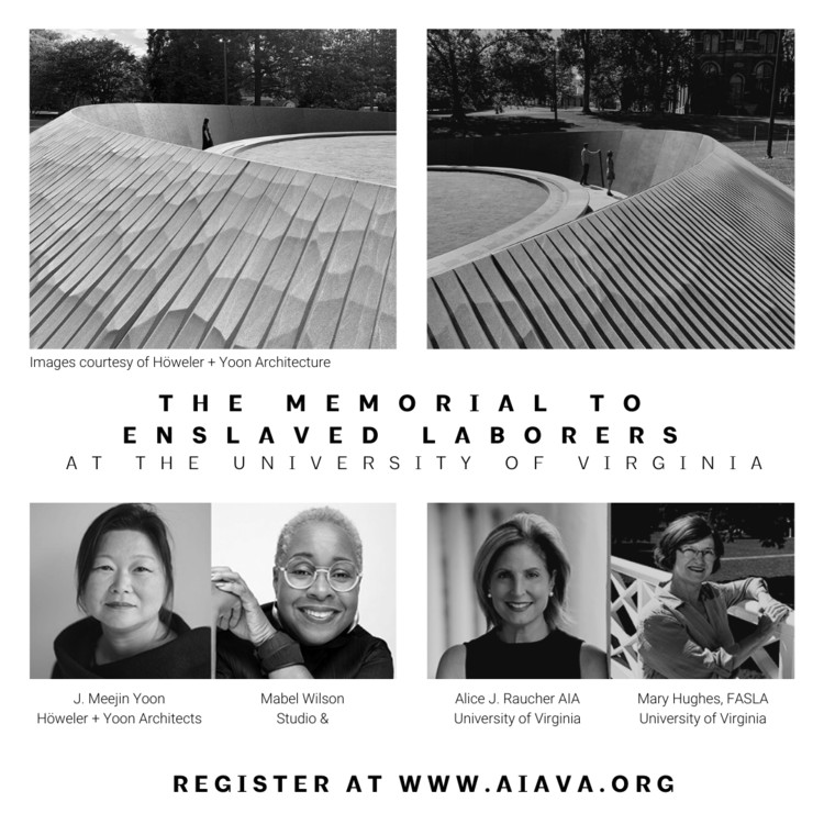 Panel Discussion: Memorial to Enslaved Laborers at the University of Virginia