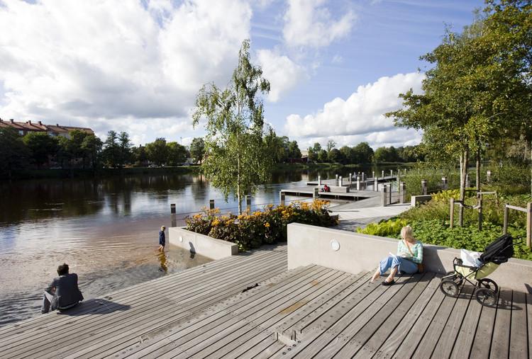 Sandgrund Park / Thorbjörn Andersson + Sweco Architects, © Kasper Dudzik
