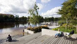 Sandgrund Park / Thorbjörn Andersson + Sweco Architects