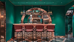 VyTA Farnese Bar / Collidanielarchitetto