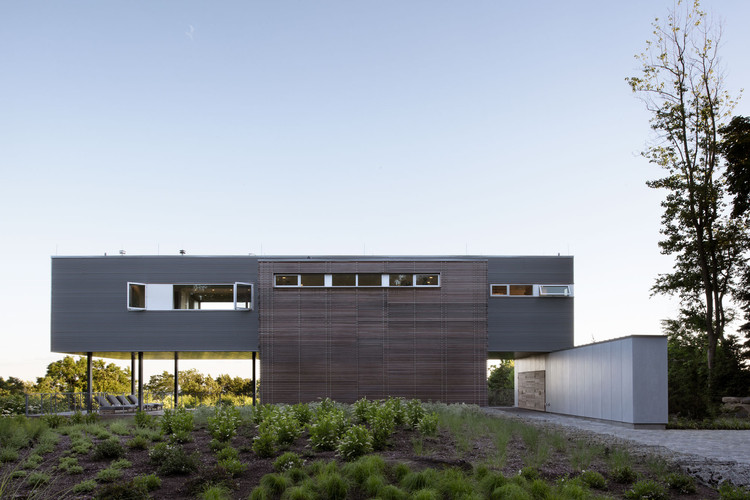 Hudson River House / Resolution: 4 Architecture, © Emily Andrews