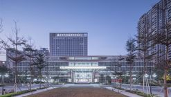 Shenzhen Bao'an District Maternal and Child Health Hospital / CAPOL