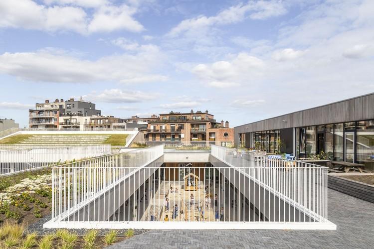 Park School / Binst Architects, Courtesy of Binst Architects
