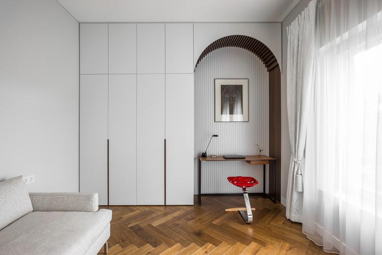 Apartamento modesto / YCL Studio, © Andrius Stepankevičius