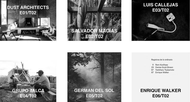 Germán del Sol, Enrique Walker y Salvador Macías conversan sobre identidad, memoria y modos de vida, Cortesía de Nicolas Noreno