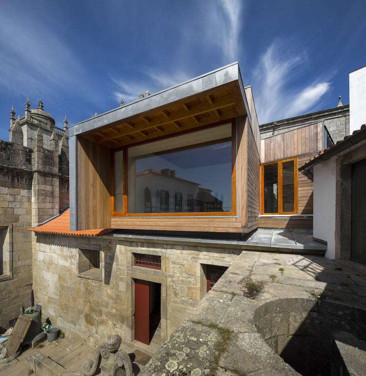 Reestruturação das Instalações do Cabido / Carlos Castanheira + Clara Bastai, © Fernando Guerra | FG+SG