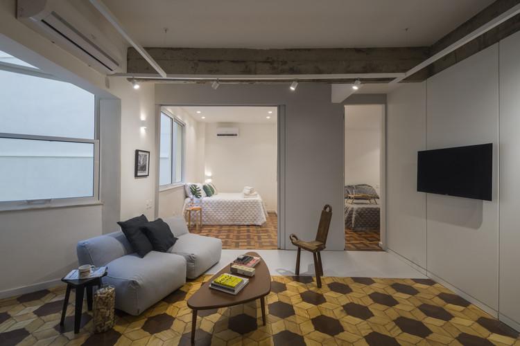 Apartamento B84 / Cantagalo Arquitetos, © João Magnus