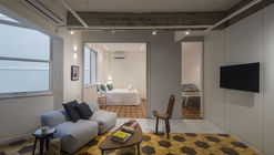 Apartamento B84 / Cantagalo Arquitetos