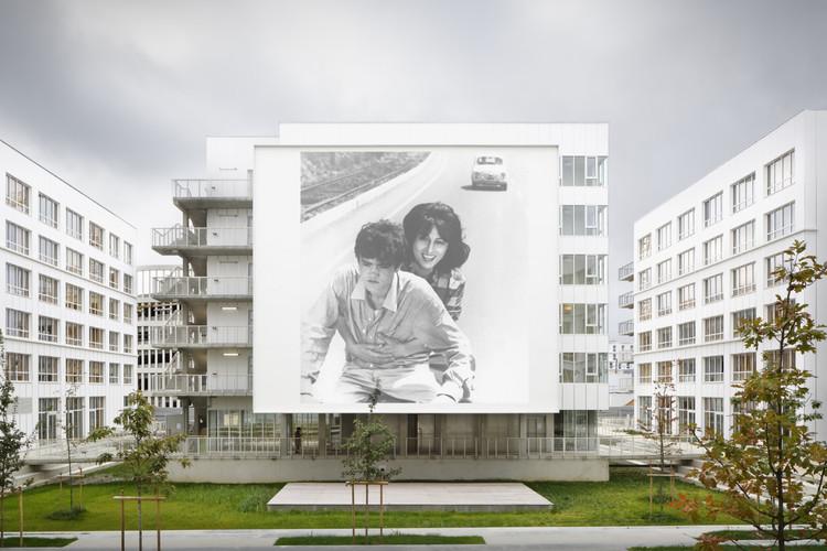 Student Residence  / SOA Architectes, © Camille Gharbi