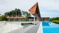 Resort Gapyeong Glam Tree / ArchiWorkshop
