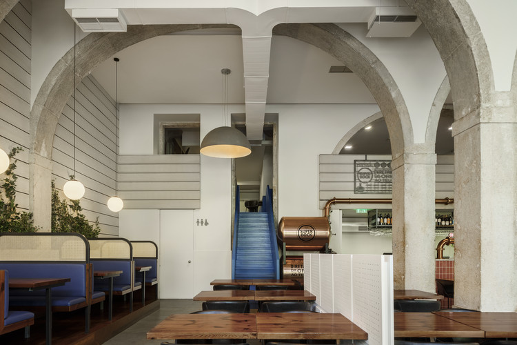 Marco Restaurant / FMJPC Arquitetura e design, © Ivo Tavares Studio