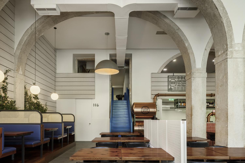 Marco Restaurant / FMJPC Arquitetura e design