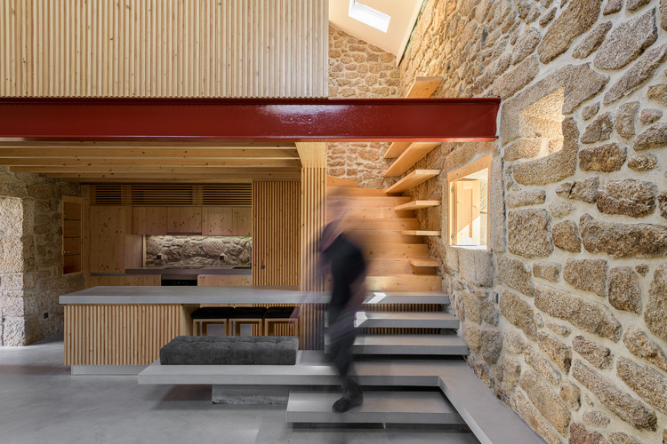 Casa Rural / HBG Arquitectos, © Ricardo Oliveira Alves