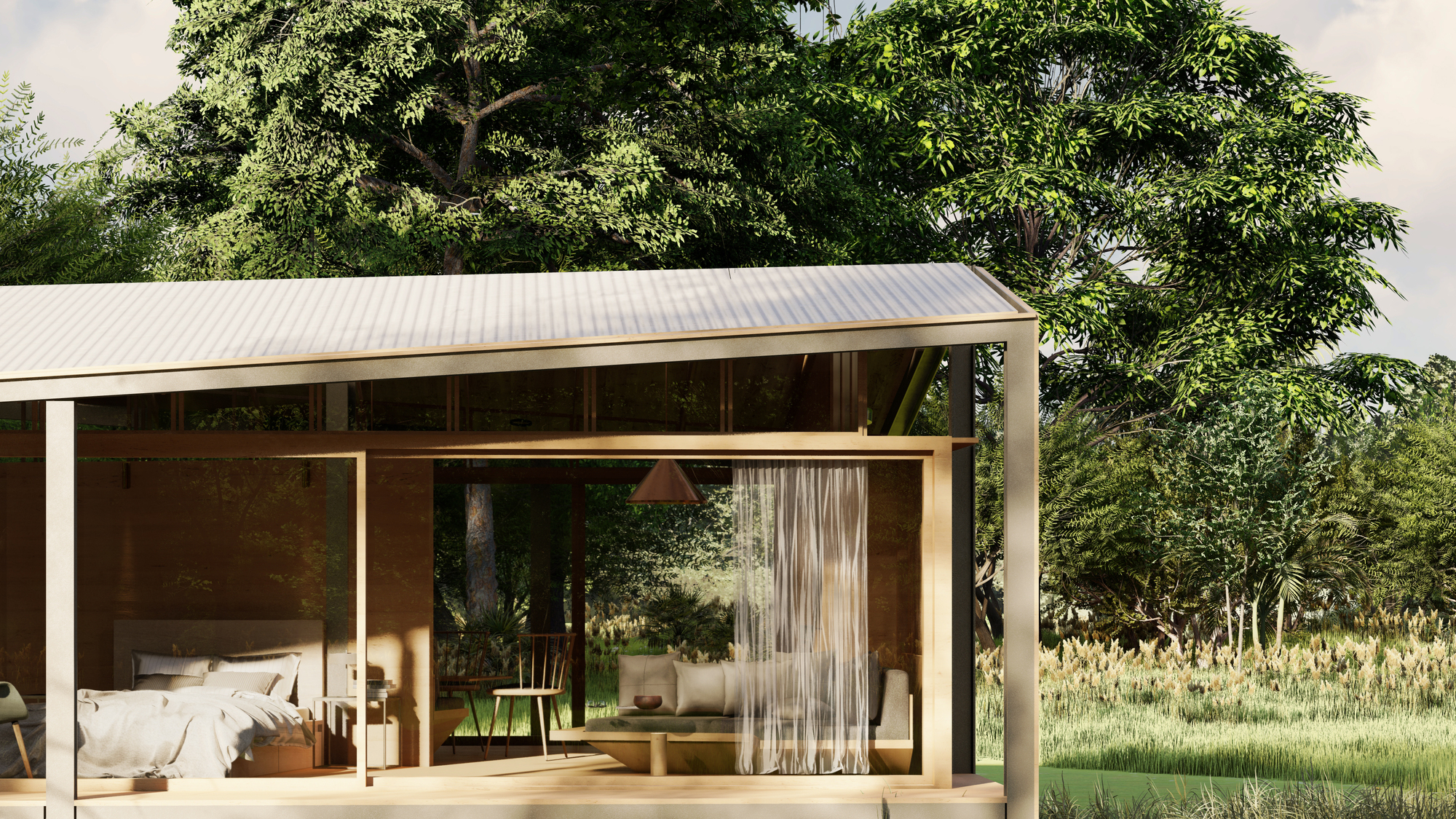 Gallery of Tiny House Made from Recycled Materials Begins