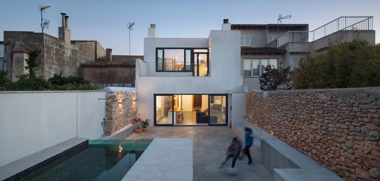 Casa TX / Salvà Ortín Arquitectes, © Pol Viladoms Claverol