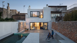 Casa TX / Salvà Ortín Arquitectes