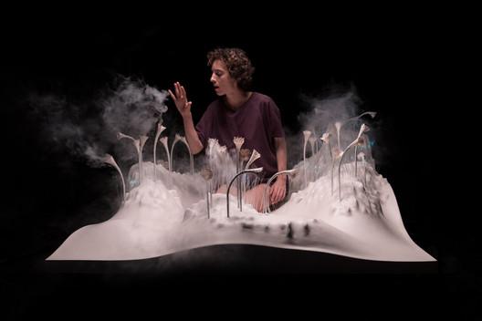 DIOROMA(N)TIC, an immersive sensorial landscape. Image © Pareid