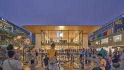 Loja Apple em Sanlitun / Foster + Partners