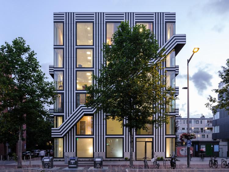 Studio thonik Studio Office  / Studio thonik + MMX architecten, © Ossip