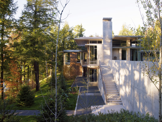 Northwoods House / Olson Kundig