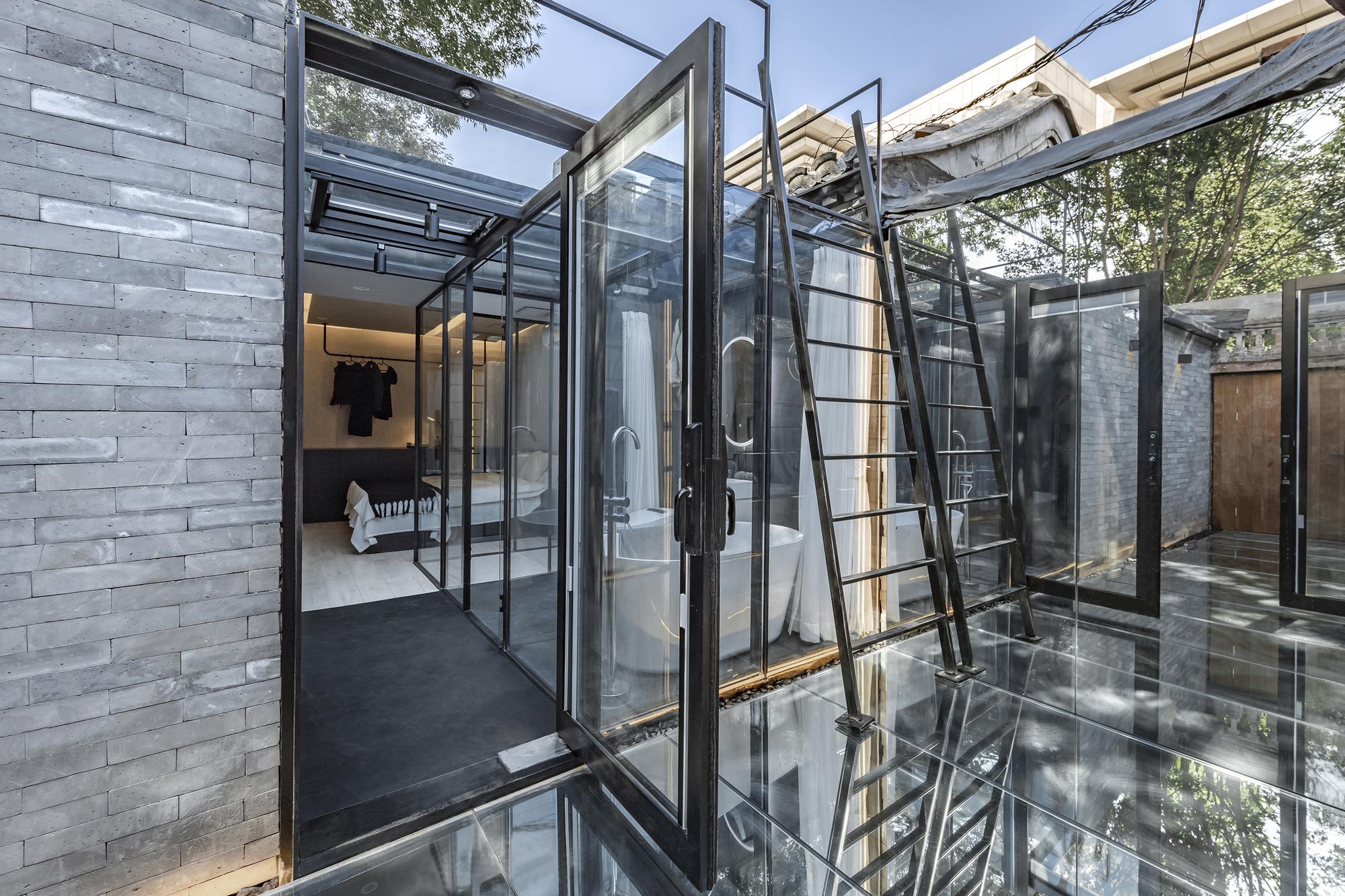 Baochao Hutong Invisible Yard / DAGA Architects