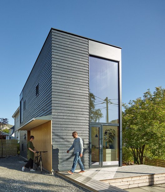 House K+K / Kvalbein Korsøen Arkitektur