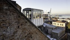 Restauración 3 Ascensores de Valparaíso / BBATS + TIRADO