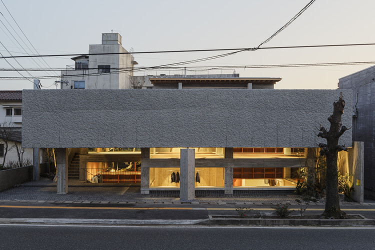 Oharasando Building / TORU SHIMOKAWA architects, © Ken'ichi Suzuki