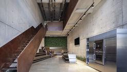 OIG Showroom & Demo Hall / Tal Goldsmith Fish Design Studio