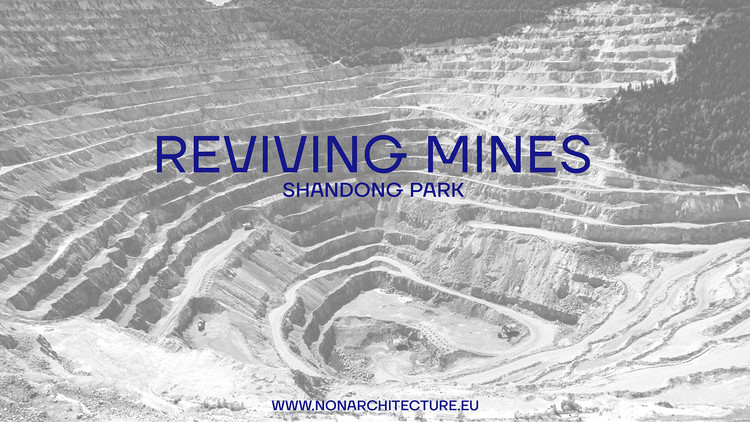 Reviving: Mines Park Shandong