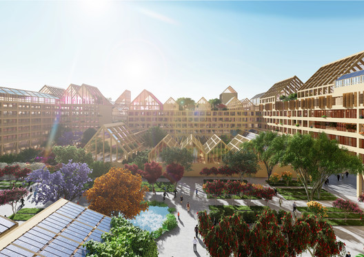 Vicente Guallart Wins Self-Sufficient City Competition for Post-Coronavirus China