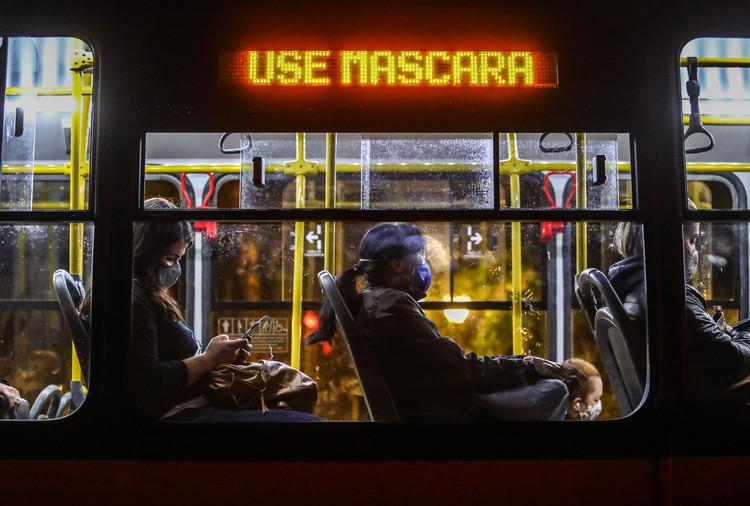 Como evitar o colapso do transporte coletivo pós-pandemia, Foto © Daniel Castellano/ SMCS/ND, usada sob termos de fair use