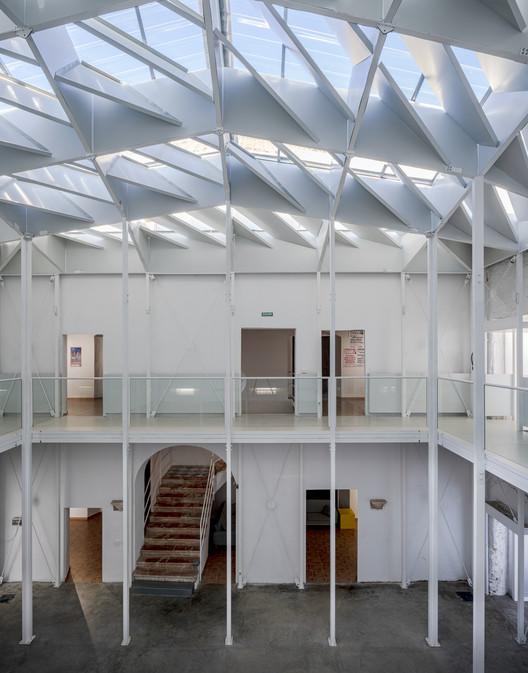 Habilitación de la Casa Surga para Centro Cultural / Nd_Arquitectos, © Jesús Granada