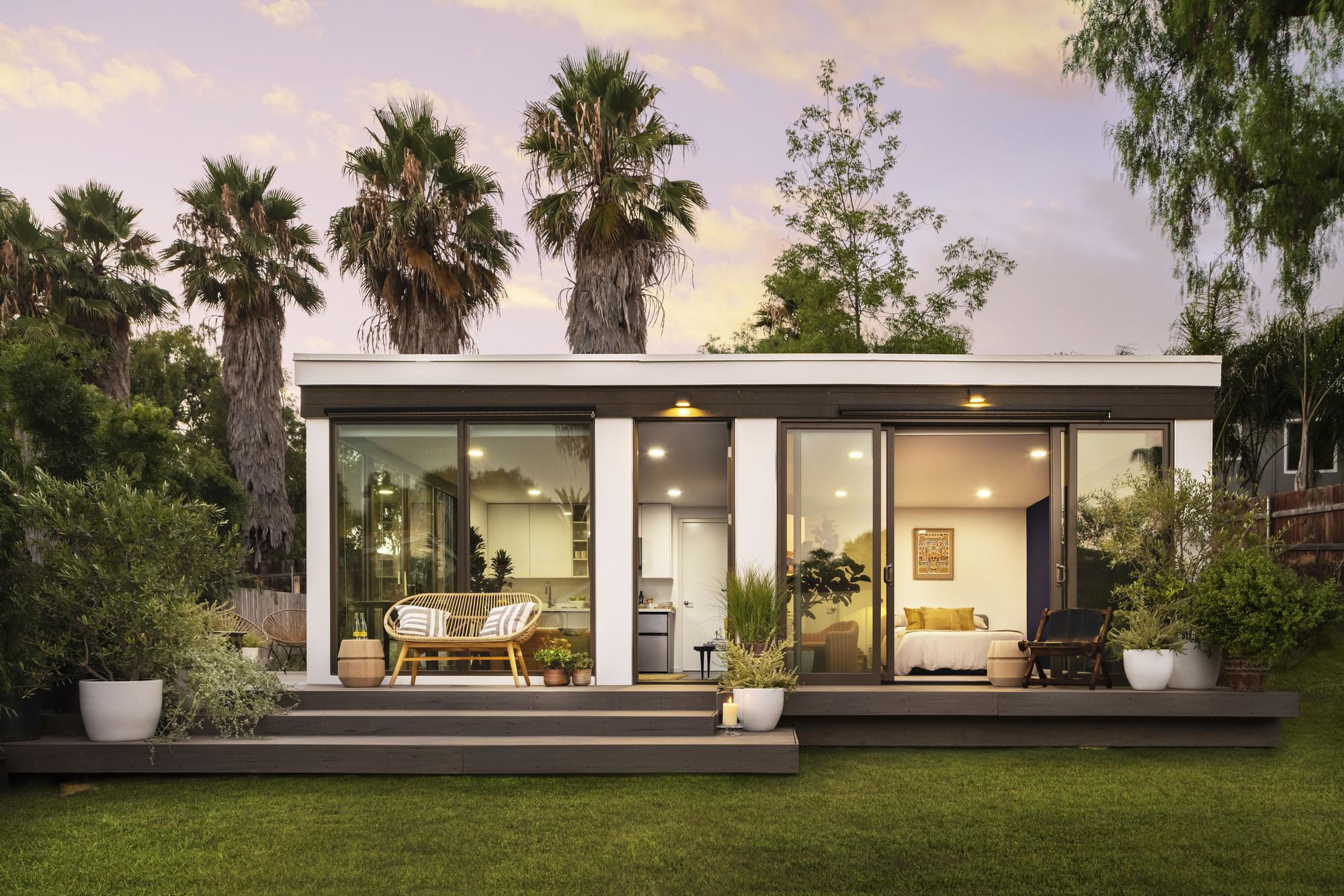 Mighty Buildings Creates New 3D Printed ADU in San Diego