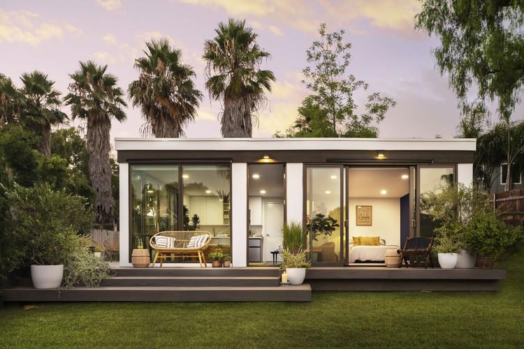 Mighty Buildings Creates New 3D Printed ADU in San Diego, © Paul Vu